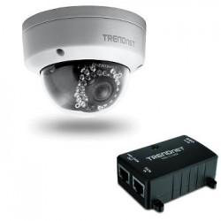 TrendNet Caméra IP TV-IP321PI + Injecteur PoE