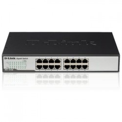 Switch Ethernet D-Link DES-1016D