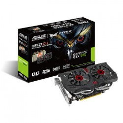 Carte graphique Asus GeForce GTX 960 STRIX - 2 Go