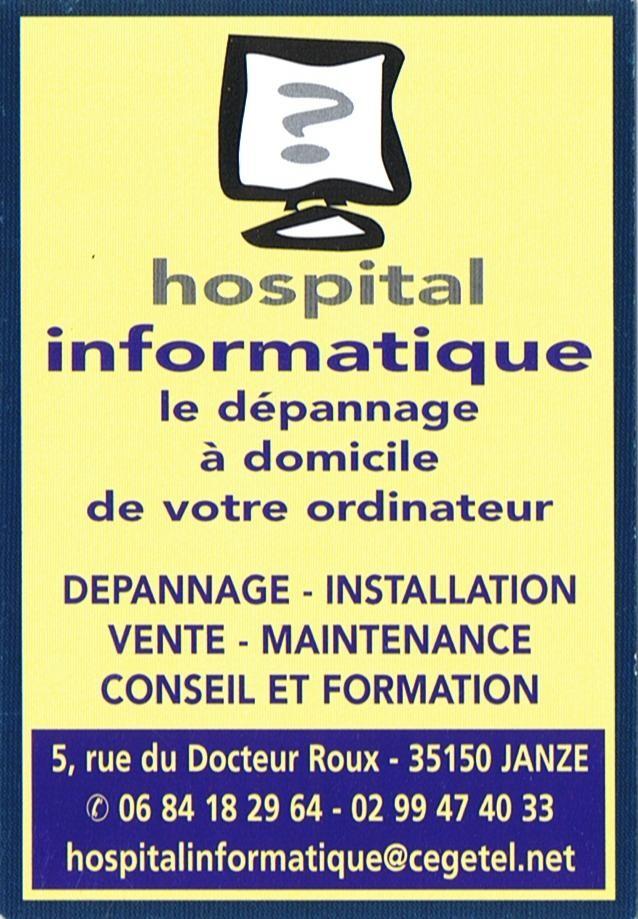 hospital informatique